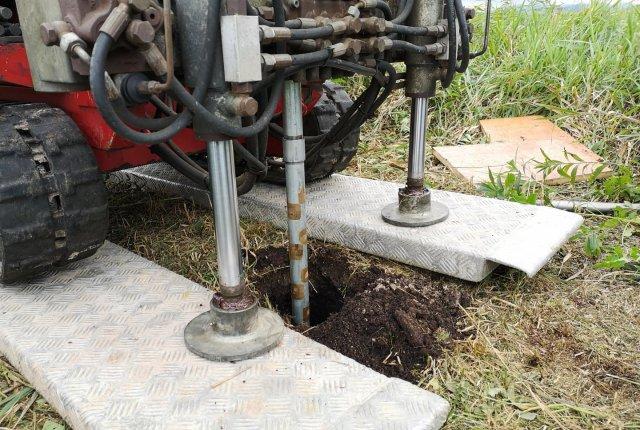 Piezometri v Naravnem rezervatu Iški morost že merijo nivo talne vode
