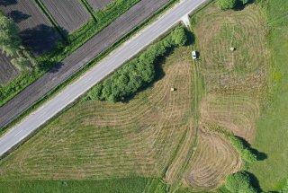 Košnja projektnih zemljišč