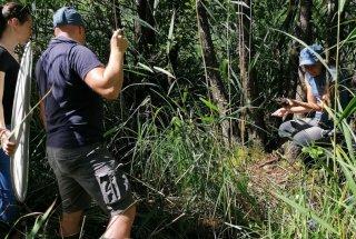 Snemanje predstavitvenega filma projekta PoLJUBA